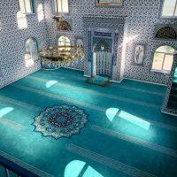 muğla cami halısı